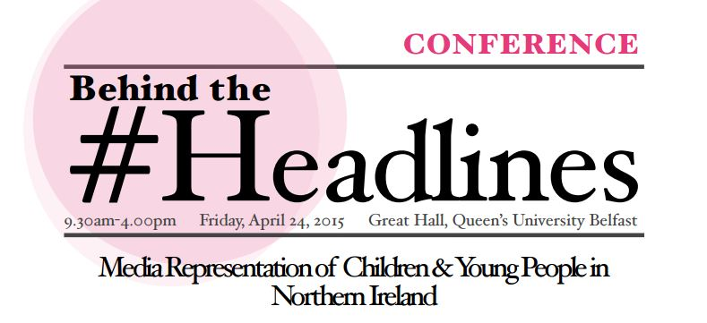 Behind the headlines conference poster